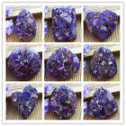 1pcs/9pcs Wonderful Purple Sea Sediment Jasper & Pyrite Pendant Bead XX707