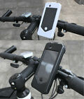 New Bicycle Bike Navigation System Phone Holder Case For iPhone 4/4S 2 Color