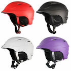 Giro Seam Men's Ski Snowboard helmet 240002 Matt Black Red White Purple 2016 NEW