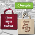 LARGE REUSABLE RECYCLE STORAGE SHOPPING BAG STRONG WASHING IRONING LUGGAGE SACK