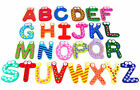 26pcs Letters 10 Number Kids Wooden Alphabet Fridge Magnet Child Educational Toy