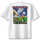 Lacrosse 8th Day Lax T-Shirt Jersey Short Sleeve Tee New Adult and Youth Sizes