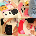 Warm Plush Cartoon Animal Sofa Seat Pads Car Chair Home Gardon Cushion Pads