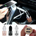 3.1A Dual 2 Port USB Car Charger Adapter For iPhone 4 5 6 Samsung HTC Universal