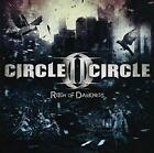 Reign of Darkness - Circle Ii Circle New & Sealed CD-JEWEL CASE Free Shipping