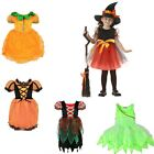 Baby Little Girls Halloween Chrismas Cosplay Princess Dress Party Costume Dress