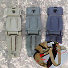 Hot 5 Pcs Molle Backpack Strap Webbing Connecting Clips Buckle For Camping HG