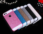 3Colors Luxury Bling Glitter Hard Back Case Cover for Apple iPhone 5 5S 6 6plus
