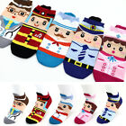 Korea Socks Women Boy Girl Fashion Funny Socks Cute Profession Character Socks