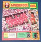 LIVERPOOL HOME PROGRAMMES 1984-1985