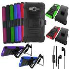 For Samsung Galaxy Grand Prime LTE S920c Case Holster Cover Headset Earphone