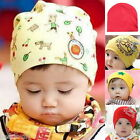 BD New Cute Warm Baby Kids Beanie Infant Hat Trottie Fit 3-27 Monthes