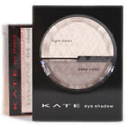 Kanebo Japan Kate Dual Blend Eye Shadow 2-Color Eyeshadow Palette