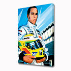0080 POP ART LEWIS DRIVER CANVAS PRINT