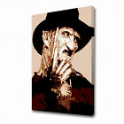 0038 LARGE FREDDY NIGHTMARE CANVAS PRINT