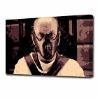 0045 LARGE HANNIBAL MASKED CANVAS PRINT