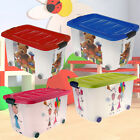 LARGE KIDS BOYS GIRLS STORAGE CHEST BEDROOM CLOTHES TOY BOX PLAYROOM LAUNDRY
