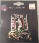 DENVER BRONCOS 2015 Game Day Pins All 13 Game Day Matchups Available $9.95 USD on eBay