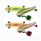 "STREET SURFING 36"" KICKTAIL Longboard Skateboard 7x Maple Wood Ahorn ABEC7 10200"