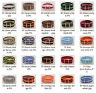 22mm Nylon watch strap colorful fashion watch band 25color