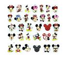 wholesale cartoon Mickey Minnie Metal Charm Pendant DIY Necklace Jewelry Making
