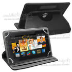 """Universal Folio Leather Flip Case Cover For Android Tablet PC 7"""" 8"""" 9"""" 9.7"""" 10"""""""