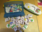 Leapfrog LETTER FACTORY Spare Extra Plastic Letter Letters Lid Spares Phonics