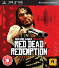 PlayStation 3 Red Dead Redemption (PS3) VideoGames