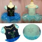 Girls Lovely Queen Ballet Tutu Dancewear Dress 2-8Y Kids Leotard Skirt Cosplay