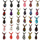Adjustable Pet Puppy Kitten Dog Cat Necktie Grooming Suit Bow Tie Multi-Pattern