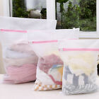 1pc New Laundry Bag Bra Lingerie Clothes Washing Machine Net Mesh Zipped