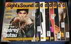 SIGHT & SOUND MAGAZINES VARIOUS ISSUES 2005 - 2006 - 2007 - 2008 - 2009