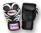 Twins Boxing Gloves - FBGV-9 - Tattoo ~ Older Year Discounted - Surplus