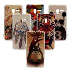 for Alcatel One Touch Pixi 3 5.0 OT 5015X 5015D Case Cover Tiger Lion Rose Tower