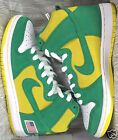 Nike SB Dunk High Stadium Green Oakland Athletics USA  305050-337 Sz 12