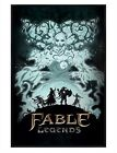 Fable Legends Gloss Black Framed White Lady Maxi Poster 61x91.5cm