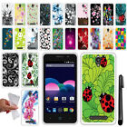 For ZTE Obsidian Z820 NEW TPU SILICONE Rubber SKIN Soft Case Phone Cover + Pen