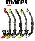 Mares Ergo DRY SNORKEL Premium Quality Ergonomic Design - BEST SELLER  Top Rated