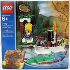 Lego Orient Expedition 7410 Jungle River Set New Sealed