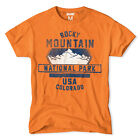 TAILGATE CLOTHING CO. ROCKY MOUNTAIN NATIONAL PARK COLORADO T-SHIRT SMALL TO 3XL