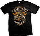 Highest Quality Custom Motorcycle Fastest Riders 1976 Mens T-shirt