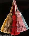 Silky Decorative Key Cushion Tassels - Lots of Colours! - Sold Individually