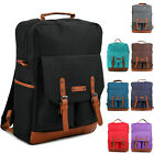 Fashion Women Backpack School Bag Bookbag Rucksack Unisex Mens Travel Hiking Bag