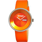 Crayo Button 5 Colors Watche NEW