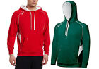ASICS Men's Team Pullover Hooded Sweatshirt Hoodie, 2 Colors