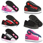 Heelys HX2 Jazzy Pure Fresh Children's Roller Shoes Dual role Shoes with 2 Reel