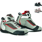 Sidi Gas Leather Motorcycle Boots Motorbike Low Cut Urban Ankle Boot All Sizes