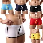 1pc NEW Men's Bulge Boxers Shorts Breathable Underwear Briefs Underpants M/L
