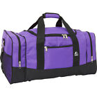"""Everest 25"""" Sporty Gear Bag 8 Colors All Purpose Duffel NEW"""