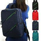 New Fashion Womens Mens Backpack Nylon Schoolbag Laptop Bag Outdoor Travel Bags